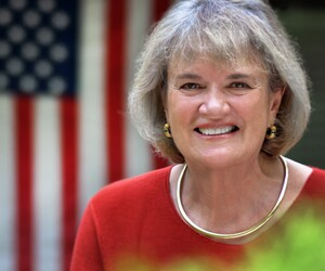 Democrat Anne Messenger announced her candidacy in her bid to unseat Republican incumbent Rep. John Katko this week.